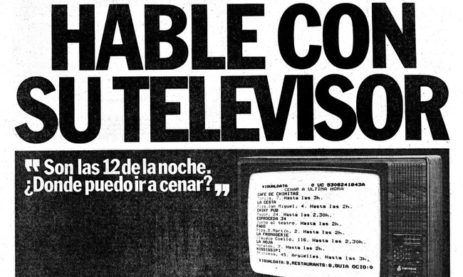 Hable Con Su Televisor