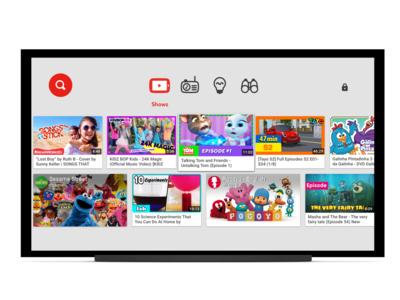 La aplicación de YouTube Kids llega a los televisores de LG, Samsung y Sony para entretener a los más pequeños de la casa