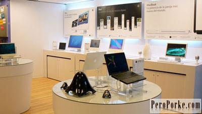 Abierta una mini-tienda de Apple en el Corte Inglés de Serrano (Madrid)