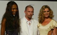 Kate Moss, Naomi Campbell y más supermodelos por 1 libra en la clausura de los Juegos Olímpicos