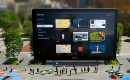 Intel conectará tu televisor en 2011