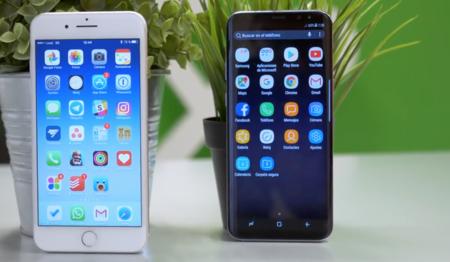 Samsung Galaxy S8+ frente a iPhone 7 Plus: la lucha más dura de la gama alta está aquí