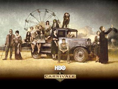 V Televisión emitirá 'Carnivale' en abierto
