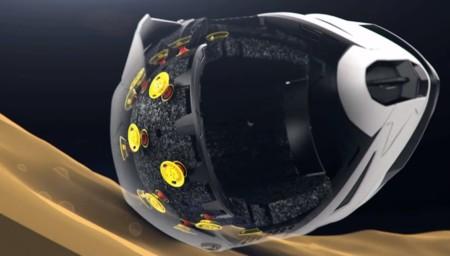 Estos cascos con sistema de suspensión no solo protegen tu cráneo, sino tu cerebro
