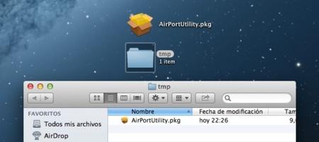 Airport Utility 5.6.1 pkg extraíble