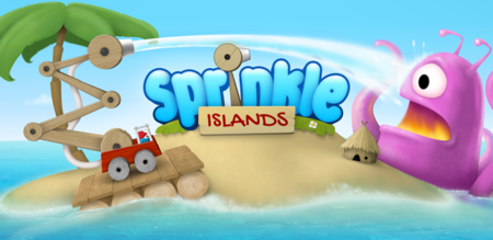 Sprinkle Islands ya disponible para Android