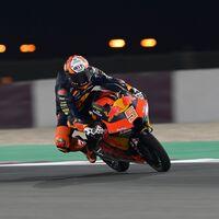 Jaume Masià saldrá desde la pole en Doha con siete pilotos de Moto3 sancionados por irresponsables