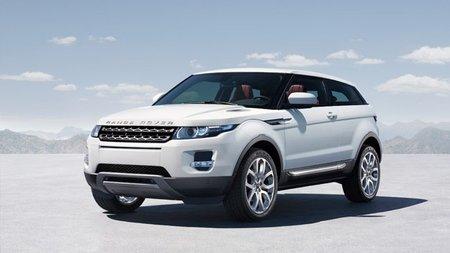 Primera imagen del Range Rover Evoque
