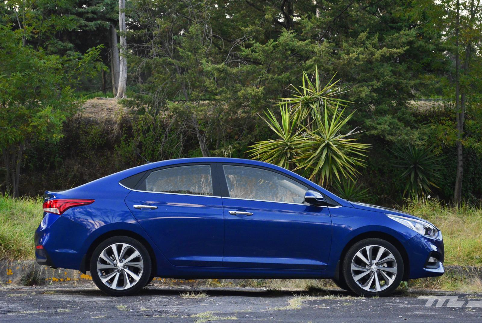 Foto de Hyundai Accent (prueba) (8/19)