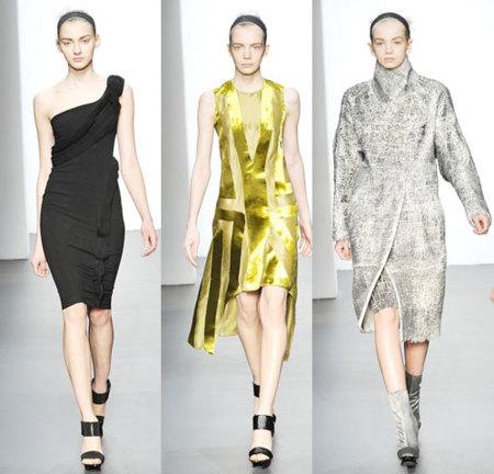 Calvin Klein en la Semana de la Moda de Nueva York Otoño-Invierno 2009/10