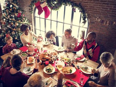 Mi reglas de oro para sobrevivir a unas Navidades con alergias alimentarias