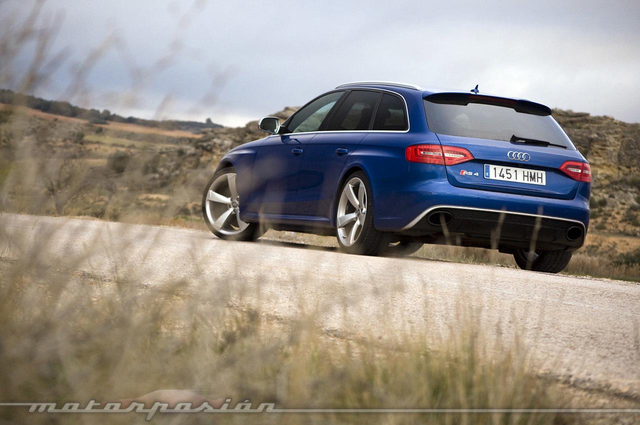 Foto de Audi RS4 Avant (prueba) (3/56)