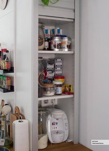 Mi experiencia tras dos a os con una cocina de ikea con for Muebles para despensa cocina