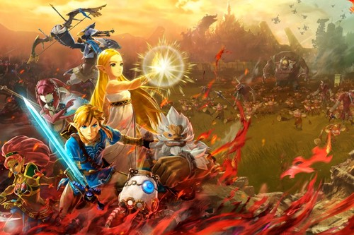 Hyrule Warriors: La era del cataclismo, todo lo que sabemos sobre la precuela de Zelda: Breath of the Wild en clave de Musou