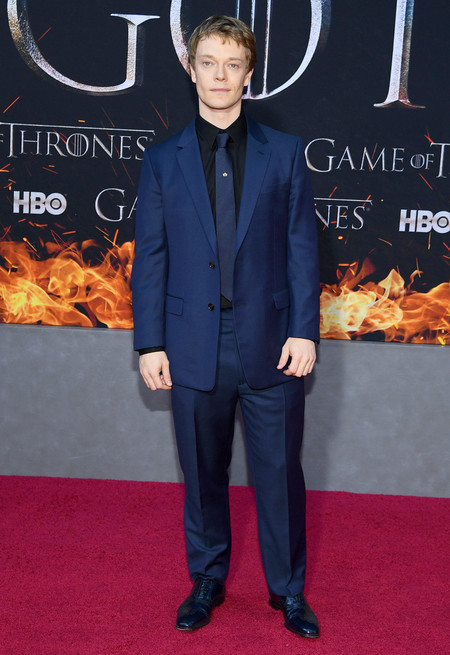 Alfie Allen Game Of Thrones Final Season Premiere Red Carpet