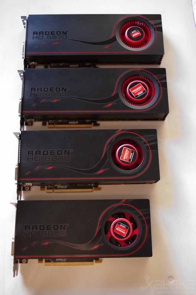 Foto de AMD 6970, análisis (1/14)