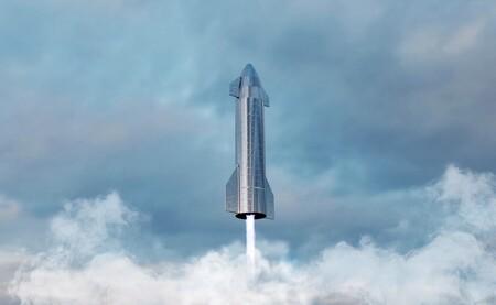 Starship de SpaceX está lista para un vuelo de 15 km de altura la próxima semana, Elon Musk sólo ve un 33% de posibilidad de éxito