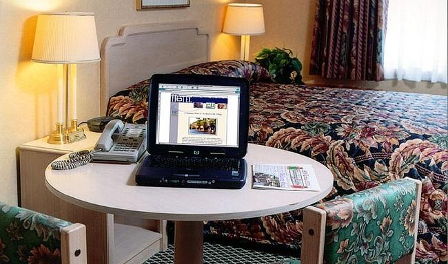 wi-fi habitación hotel