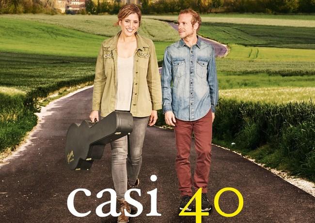 Cartel Casi 40