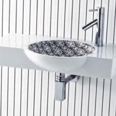Foto 4 de 6 de la galería lavabos-decorados-de-bathco-con-accesorios-a-juego en Decoesfera