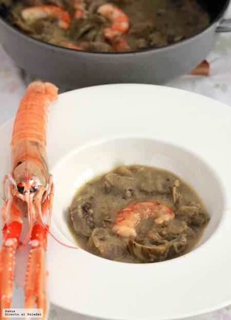 Las 29 mejores recetas con alcachofas de Directo al Paladar