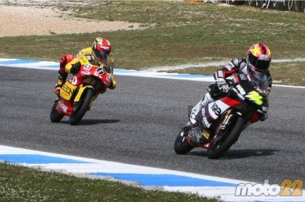 Simone Corsi se hace con el triunfo en 125cc
