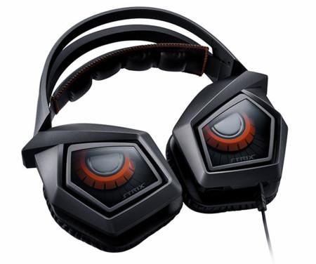 Nuevos y futuristas auriculares ASUS Strix Pro