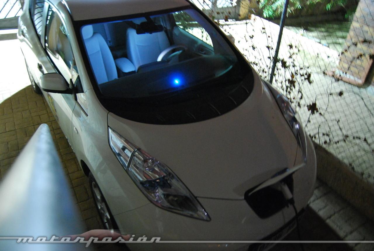 Foto de Nissan Leaf (miniprueba) (12/22)