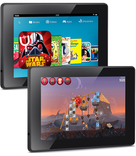 Kindle Fire HD nuevos
