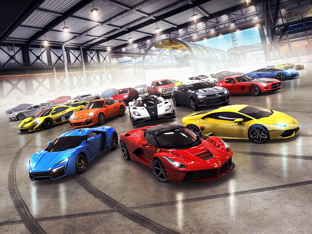 'Asphalt 8: Airborne', el rey de las carreras de coches, derrapará en Apple Arcade este viernes