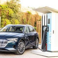 Audi y Umicore desarrollan un sistema de reciclaje de baterías para coches eléctricos de ciclo cerrado