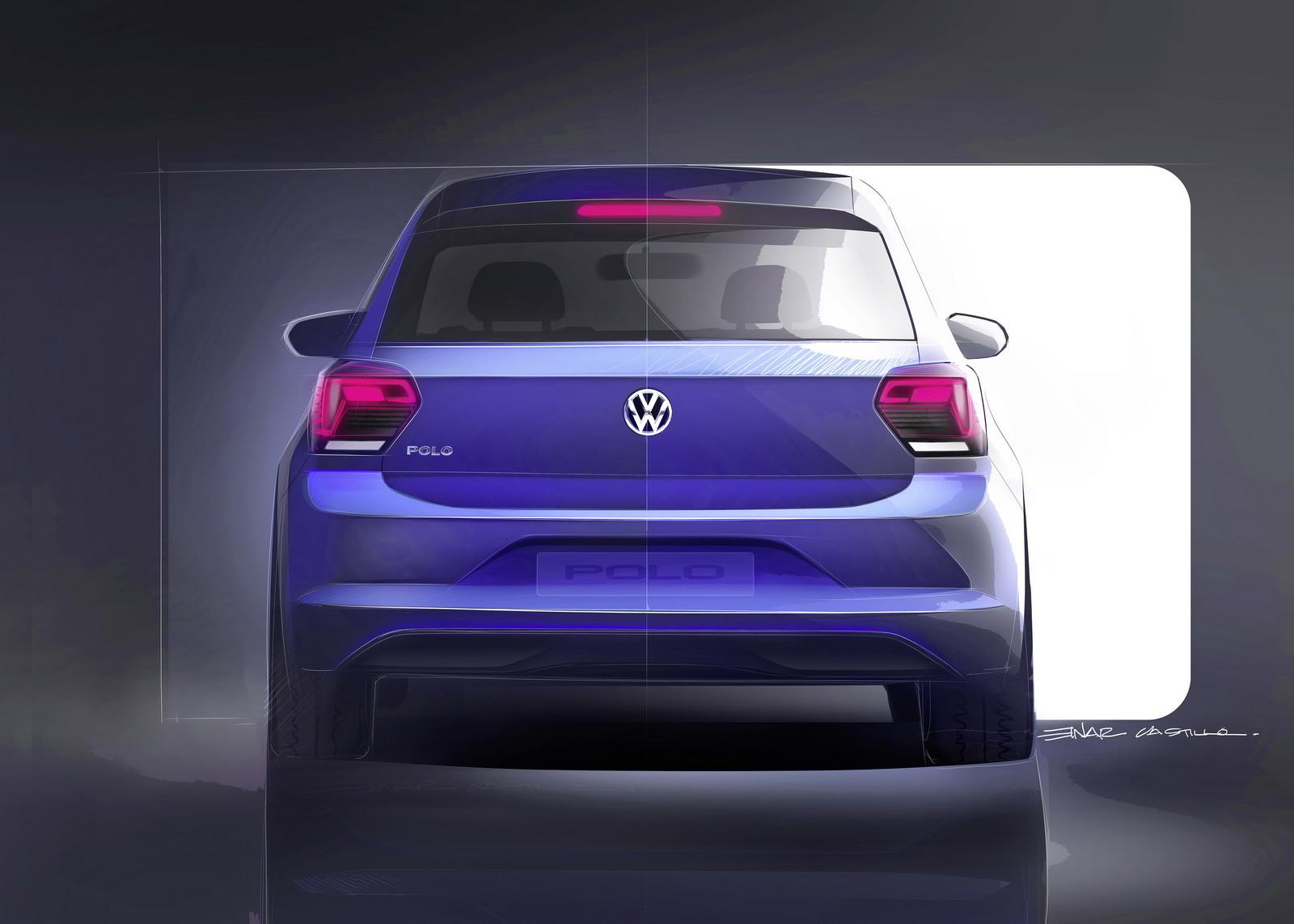 Foto de Volkswagen Polo 2018 (44/51)