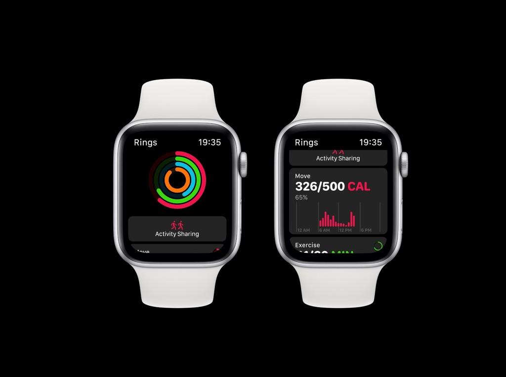 Este concepto imagina un watchOS seis demasiado mas versátil y con un montón de funcionalidades extra