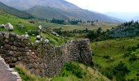 El Valle Sagrado de los Incas: Puka Pukara