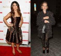 Salma Hayek y Natalia Vodianova: dos mujeres enamoradas de dos de los hombres más poderosos en el mundo de la moda