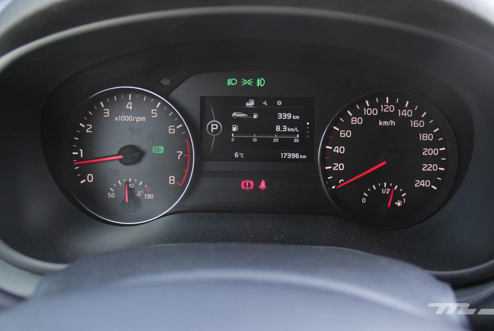 Foto de Honda CR-V vs. KIA Sportage vs. Mazda CX-5 (33/39)
