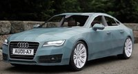 El Audi A7 más ligero jamás construido