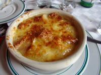 La sopa de cebolla, gloriosa invención culinaria