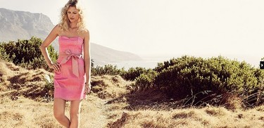 "Colección H&M ""Dress We Love"" Primavera-Verano 2011 ......we really do!"