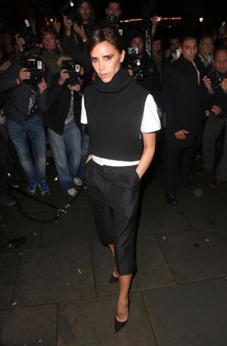Victoria Beckham Londres Semana Moda