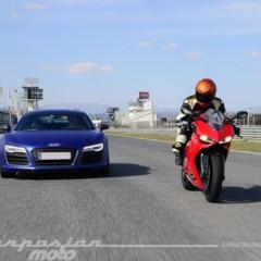 Foto 15 de 24 de la galería ducati-899-panigale-vs-audi-r8-v10-plus en Motorpasion Moto