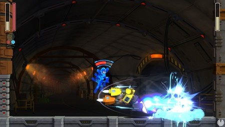 Mega Man 11 Impact Man