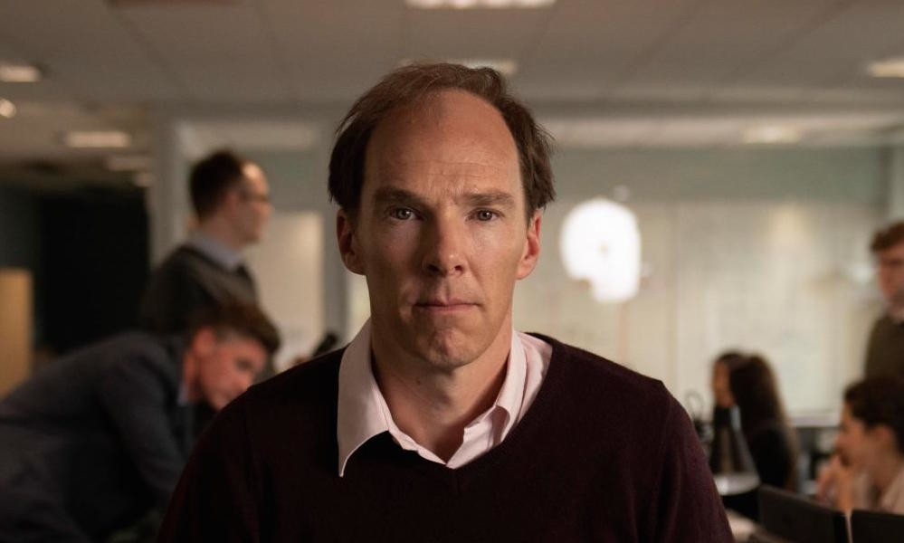 Trailer for 'Brexit', the HBO film that has bothered you in the Uk and not for show Benedict Cumberbatch bald