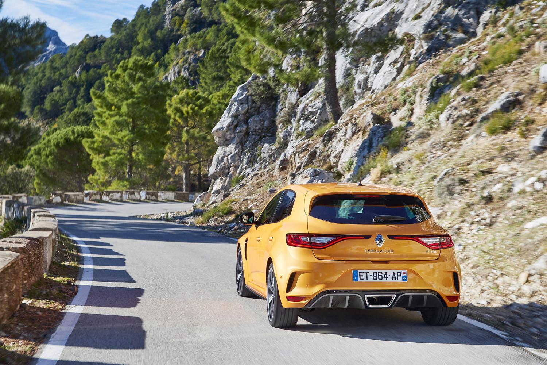 Foto de Renault Mégane R.S. 2018, toma de contacto (103/129)