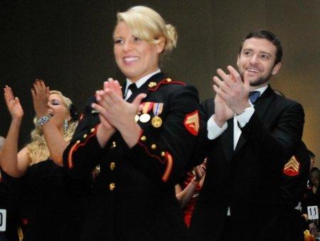 Justin Timberlake, la Cenicienta del baile