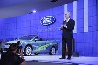 Ford presenta el Focus Coupe Cabriolet con bioethanol en Londres