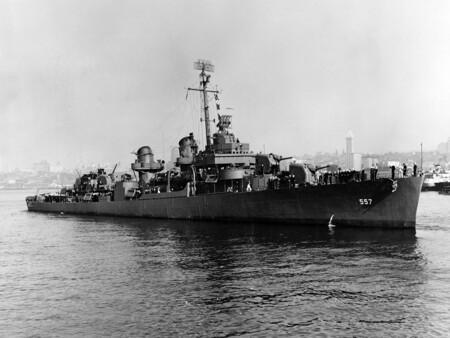 USS Johnston