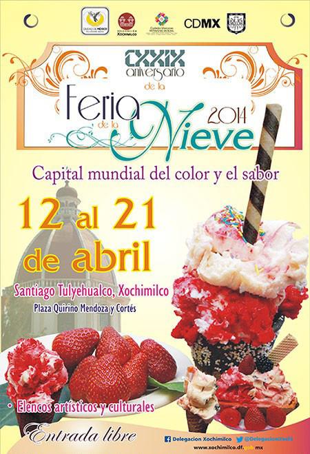 Feria Nieves 2014