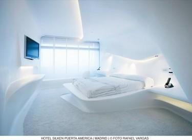 Hotel Puerta América: Zaha Hadid