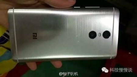 Xiaomi se sumaría a la moda de la cámara doble con el Redmi Note 4